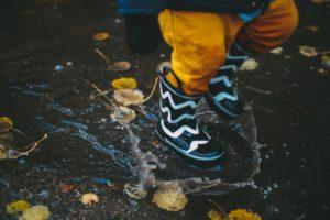 Puddle Splash - Nursery Near Me