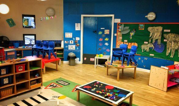 Acomb Discoverers Room (Pre Reno 1) - Best Nursery in York