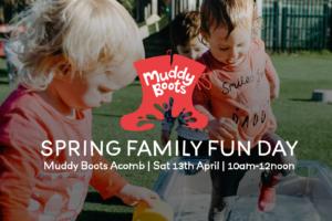 Spring Fun Day Image Best Nursery In York