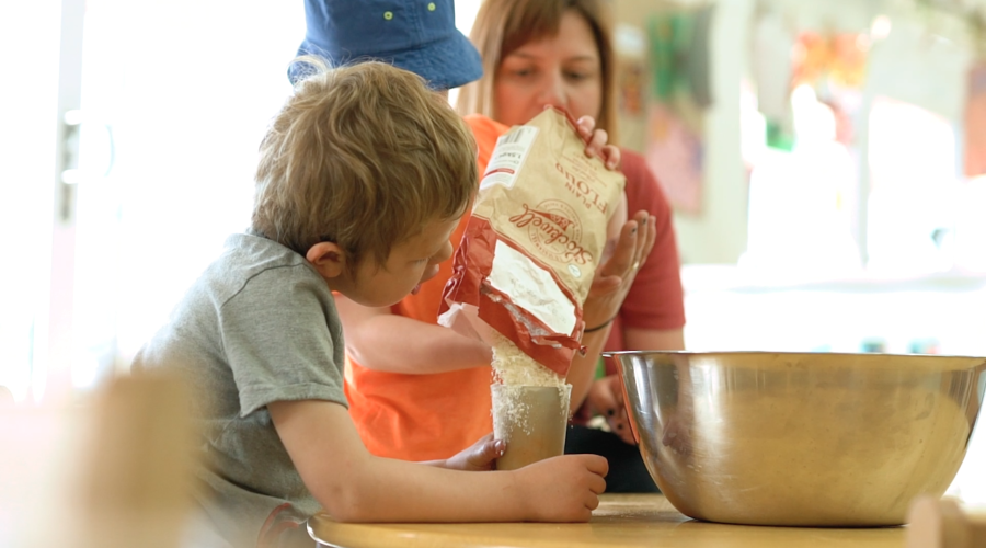 Stuck at Home – Make your own Playdough!