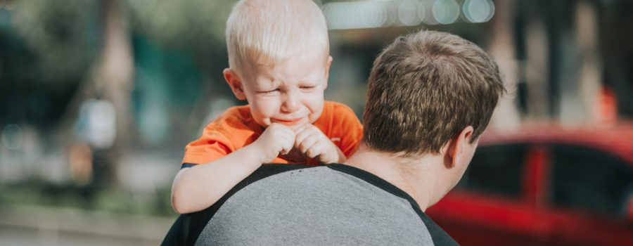 Our Top Tips for Dealing with Tantrums!