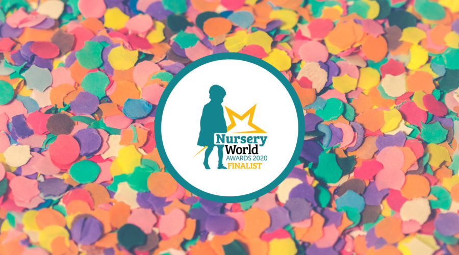 BIG NEWS… NURSERY WORLD AWARDS 2020!
