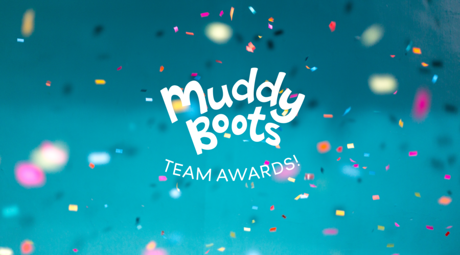 Muddy Boots Team Awards!